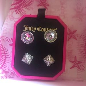 Juicy Couture earrings! Never worn